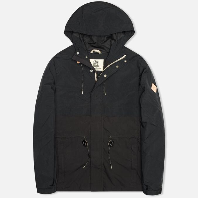 Мужская куртка ветровка Uniformes Generale Cali Shell Black