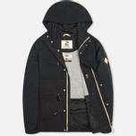 Мужская куртка ветровка Uniformes Generale Cali Shell Black фото- 1