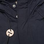 Мужская куртка ветровка Uniformes Generale Cali Shell Navy фото- 4