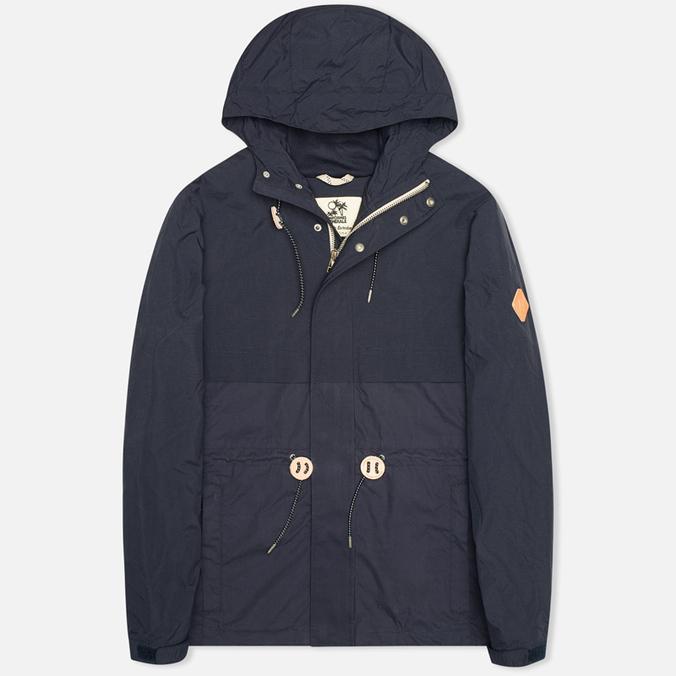 Мужская куртка ветровка Uniformes Generale Cali Shell Navy