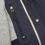 Мужская куртка ветровка Uniformes Generale Cali Shell Navy фото- 9