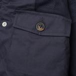 Мужская куртка ветровка Uniformes Generale Cali Shell Navy фото- 6