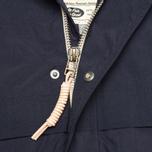 Мужская куртка ветровка Uniformes Generale Cali Shell Navy фото- 2