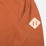 Мужская куртка ветровка Uniformes Generale Cali Shell Orange фото- 8