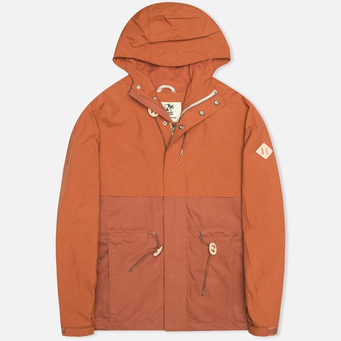 Мужская куртка ветровка Uniformes Generale Cali Shell Orange