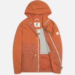 Мужская куртка ветровка Uniformes Generale Cali Shell Orange фото- 1