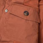 Мужская куртка ветровка Uniformes Generale Cali Shell Orange фото- 6
