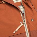 Мужская куртка ветровка Uniformes Generale Cali Shell Orange фото- 2