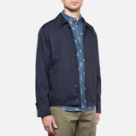 Velour Artus Jacket Navy  photo- 0