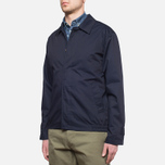 Velour Artus Jacket Navy  photo- 1