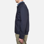 Velour Artus Jacket Navy  photo- 2