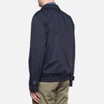 Мужская куртка Velour Artus Navy фото- 3