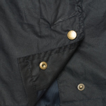 Женская куртка Barbour Abrosa Navy фото- 6