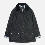 Женская куртка Barbour Abrosa Navy фото- 0