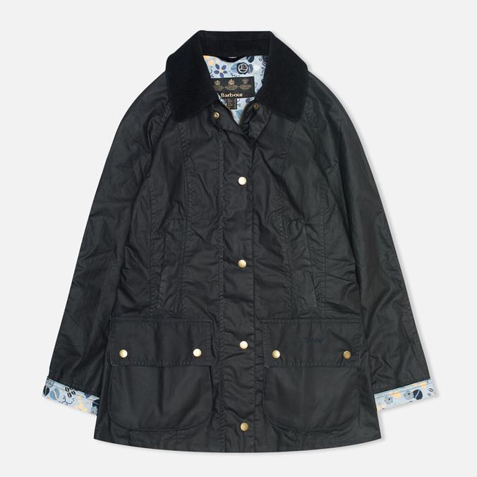 Barbour Abrosa Women's Jacket Navy