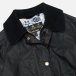 Женская куртка Barbour Abrosa Navy фото- 1