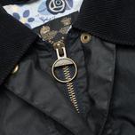 Женская куртка Barbour Abrosa Navy фото- 3