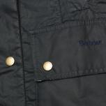 Женская куртка Barbour Abrosa Navy фото- 5