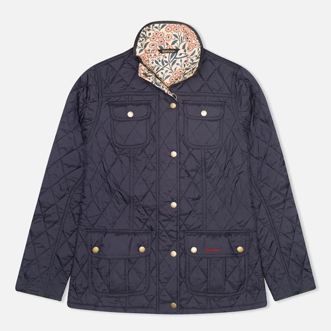 Женская стеганая куртка Barbour Alice Navy