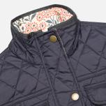 Женская стеганая куртка Barbour Alice Navy фото- 1