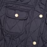 Женская стеганая куртка Barbour Alice Navy фото- 4