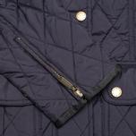 Женская стеганая куртка Barbour Alice Navy фото- 5