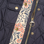 Женская стеганая куртка Barbour Alice Navy фото- 2