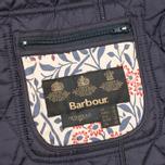 Женская стеганая куртка Barbour Alice Navy фото- 8
