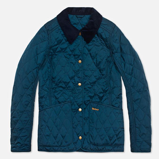 Женская стеганая куртка Barbour Annandale Dress Blue