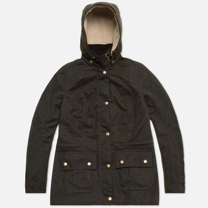 Barbour Convoy Women's Jacket Olive