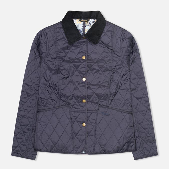 Женская куртка Barbour Elysia Quilt Navy