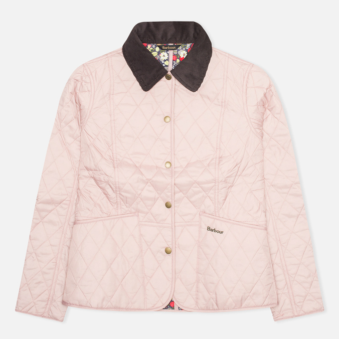 Женская куртка Barbour Elysia Quilt Pearl