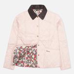 Barbour Elysia Quilt Women's Jacket Pearl photo- 1