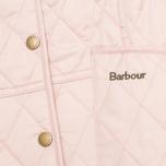 Barbour Elysia Quilt Women's Jacket Pearl photo- 4