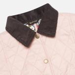 Barbour Elysia Quilt Women's Jacket Pearl photo- 2