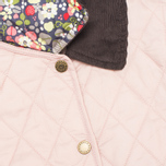 Barbour Elysia Quilt Women's Jacket Pearl photo- 3