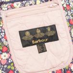 Barbour Elysia Quilt Women's Jacket Pearl photo- 5