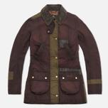 Женская куртка Barbour Sheperdess Beadnell Rustic фото- 0