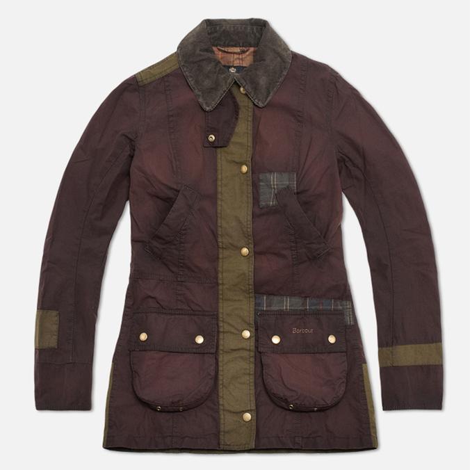 Женская куртка Barbour Sheperdess Beadnell Rustic