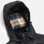 Barbour x Land Rover Clovencrag Quilt Women's Jacket Black photo- 1
