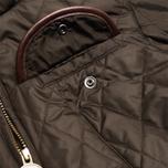 Женская куртка Barbour x Land Rover Clovencrag Quilt Olive фото- 3