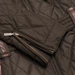 Женская куртка Barbour x Land Rover Clovencrag Quilt Olive фото- 5