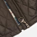 Женская куртка Barbour x Land Rover Clovencrag Quilt Olive фото- 6