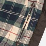 Женская куртка Barbour x Land Rover Clovencrag Quilt Olive фото- 7