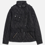Barbour x Land Rover Lordenshaw Quilt Women's Jacket Black photo- 0