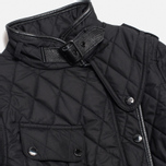 Barbour x Land Rover Lordenshaw Quilt Women's Jacket Black photo- 1