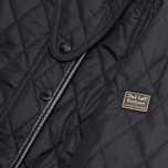 Barbour x Land Rover Lordenshaw Quilt Women's Jacket Black photo- 2