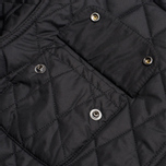 Barbour x Land Rover Lordenshaw Quilt Women's Jacket Black photo- 3