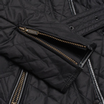 Barbour x Land Rover Lordenshaw Quilt Women's Jacket Black photo- 4