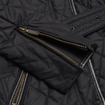 Женская куртка Barbour x Land Rover Lordenshaw Quilt Black фото- 4